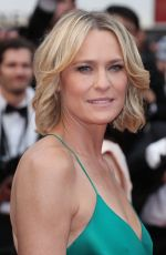 ROBIN WRIGHT at Loveless Premiere at 2017 Cannes Film Festival 05/18/2017
