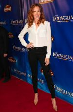 ROBYN LIVELY at The Bodyguard Opening Night in Los Angeles 05/02/2017