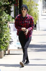 ROONEY MARA Out and About in Studio City 05/15/2017