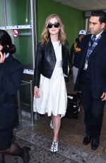ROSAMUND PIKE Arrives at Nice Airport 05/20/2017