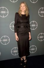 ROSAMUND PIKE at HHhH Premiere in Paris 05/09/2017