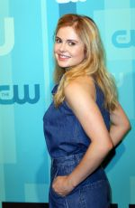 ROSE MCIVER at CW Network's Upfront in New York 05/18/2017