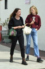 RUMER, TALLULAH and SCOUT WILLIS Out for Breakfast on Cinco de Mayo in Los Angeles 05/05/2017
