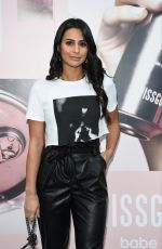 SAIR KHAN at Missguided Babe Power Perfume Launch in Manchester 05/11/2017