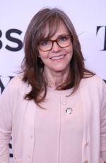 SALLY FIELD at 2017 Tony Awards Meet the Nominees Press Junket in New York 05/03/2017