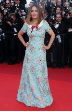 SALMA HAYEK at Anniversary Soiree at 70th Annual Cannes Film Festival 05/23/2017