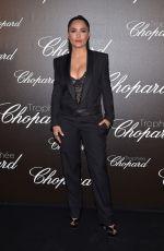 SALMA HAYEK at Chopard Trophy Event in Cannes 05/22/2017