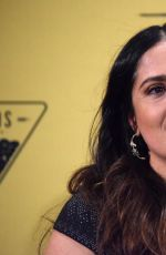 SALMA HAYEK at How to be a Latin Lover Press Conference in Mexico City 05/03/2017