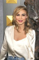 SAMAIRE ARMSTRONG at King Arthur: Legend of the Sword Premiere in Hollywood 05/08/2017