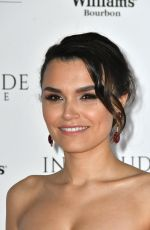 SAMANTHA BARKS at Interlude in Prague Premiere in London 05/11/2017