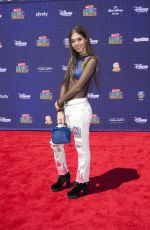 SAMMI SANCHEZ at 2017 Radio Disney Music Awards in Los Angeles 04/29/2017