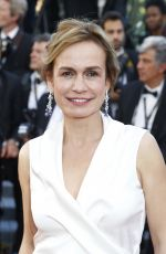 SANDRINE BONNAIRE at Ismael's Ghosts Screening and Opening Gala at 70th Annual Cannes Film Festival 05/17/2017
