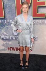 SARA PAXTON at Twin Peaks Premiere in Los Angeles 05/19/2017