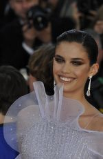 SARA SAMPAIO at 120 Beats Per Minute Premiere at 70th Annual Cannes Film Festival 05/20/2017