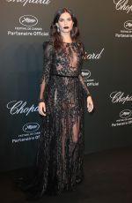 SARA SAMPAIO at Chopard Party at 2017 Cannes Film Festival 05/19/2017