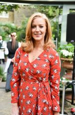 SARAH-JANE MEE at Ivy Chelsea Garden Summer Party in London 05/09/2017