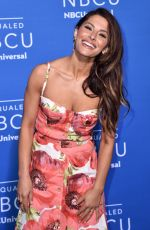 SARAH SHAHI at NBC/Universal Upfront in New York 05/15/2017