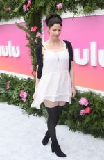 SARAH SILVERMAN at Hulu Upfront in New York 05/03/2017