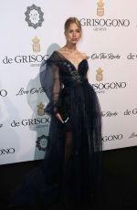SASHA LUSS at De Grisogono Party at Cannes Film Festival 05/23/2017