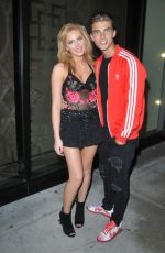 SAXON SHARBINO at Catch LA in West Hollywood 05/05/2017