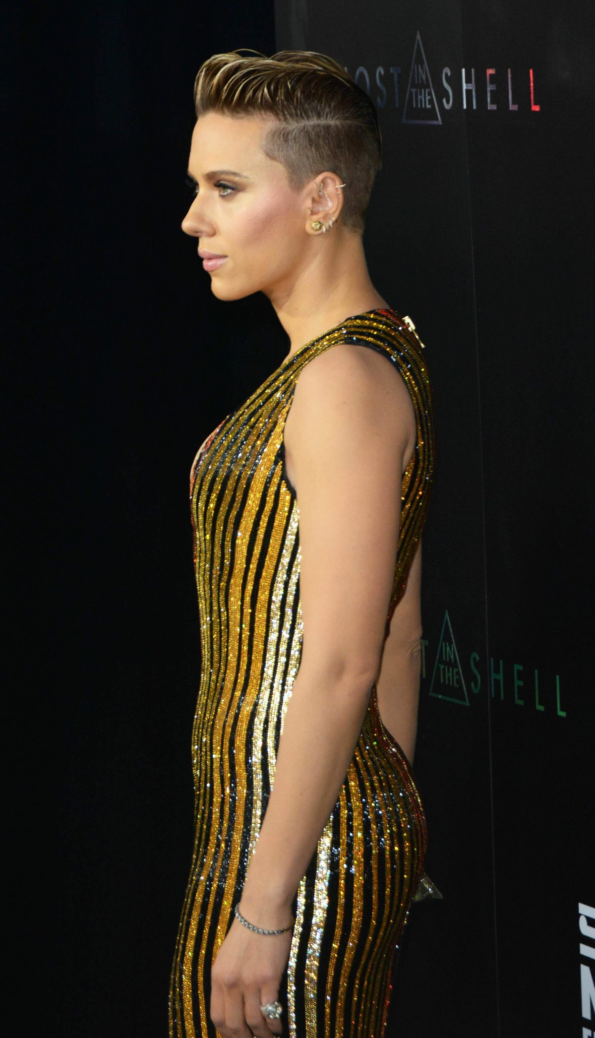 Scarlett Johansson At Ghost In The Shell Premiere In New York 05 29 2017 7 Hawtcelebs