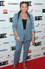 SCARLETT MOFFATT at British LGBT Awards in London 05/12/2017