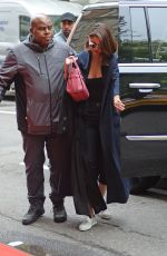 SELENA GOMEZ Arrives at Her Hotel in New York 05/01/2017