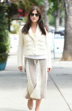 SELMA BLAIR Out for Lunch in Los Angeles 05/17/2017