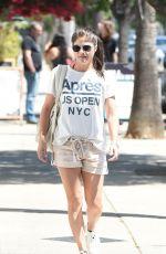 SELMA BLAIR Out in Los Angeles 05/04/2017