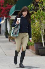 SELMA BLAIR Out in Los Angeles 05/10/2017