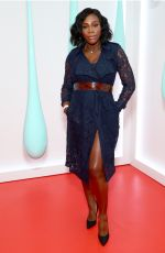 SERENA WILLIAMS at Burberry Celebrates the Launch of DK88 Bag 05/02/2017
