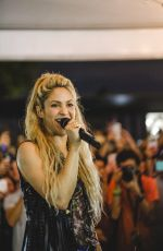SHAKIRA at Intimate Miami Open Air Venue on Memorial Day Weekend 05/27/2017