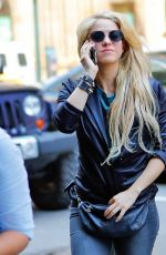 SHAKIRA Out and About in New York 05/17/2017