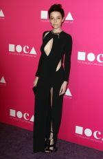 SHALAINA CASTLE at Moca Gala Honoring Jeff Koons in Los Angeles 04/29/2017