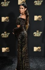 SHAY MITCHELL at 2017 MTV Movie & TV Awards in Los Angeles 05/07/2017
