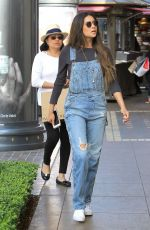 SHAY MITCHELL Out Shopping at The Grove in Hollywood 05/15/2017