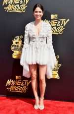 SHELLEY HENNIG at 2017 MTV Movie & TV Awards in Los Angeles 05/07/2017