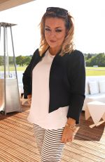 SHERIDAN SMITH at Audi Polo Challenge at Coworth Park in Ascot 06/06/2017