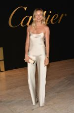 SIENNA MILLER at Panthere De Cartier Watch Launch in Los Angeles 05/05/2017