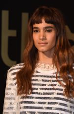 SOFIA BOUTELLA at Panthere De Cartier Watch Launch in Los Angeles 05/05/2017