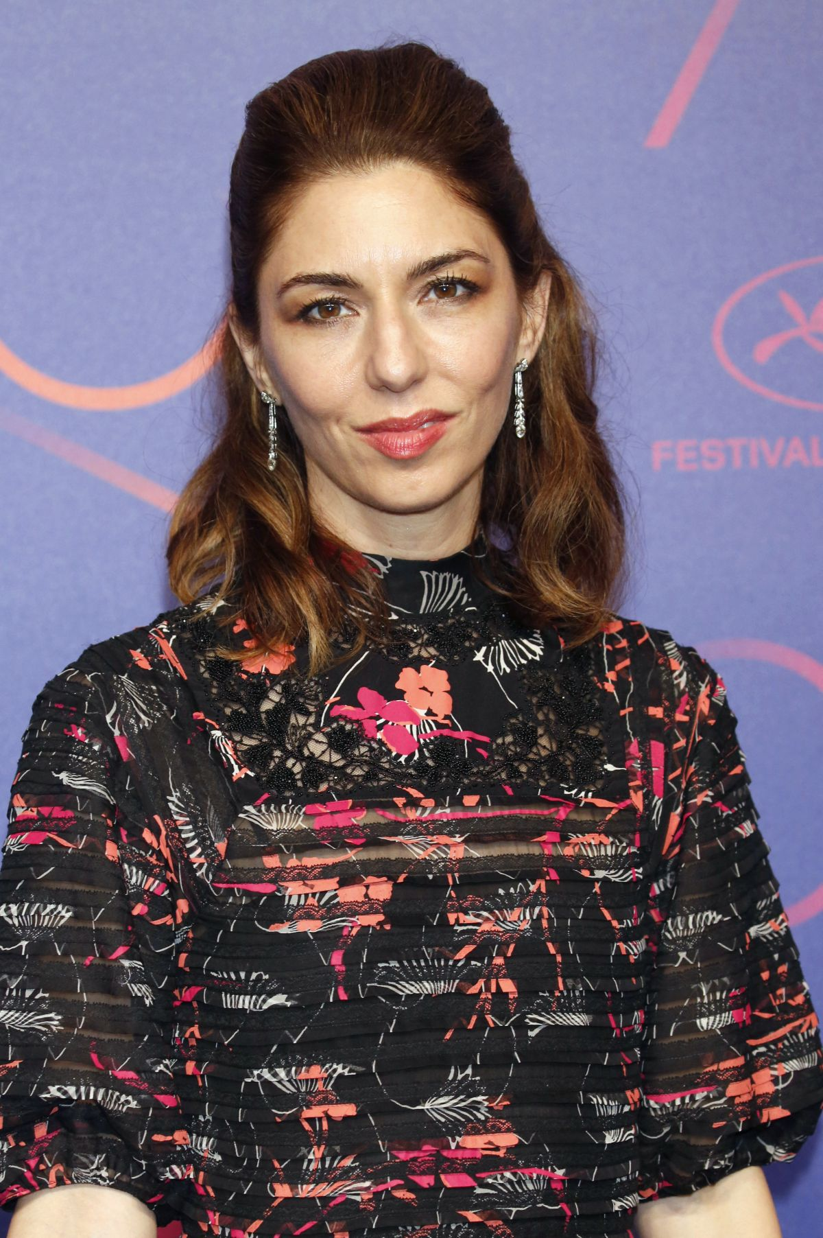 SOFIA COPPOLA at Cannes Film Festival 70th Anniversary Dinner 05/23/2017