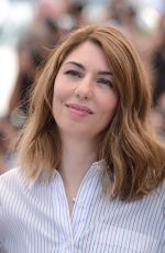 SOFIA COPPOLA at The Beguiled Photocall at 2017 Cannes Film Festival 05/24/2017
