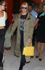 SOFIA RICHIE Arrives at Airport in Nice 05/23/2017