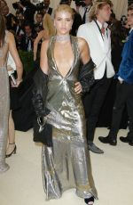 SOFIA RICHIE at 2017 MET Gala in New York 05/01/2017