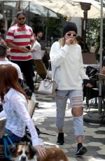 SOFIA RICHIE at Zinque Cafe in West Hollywood 05/12/2017