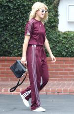 SOFIA RICHIE Out and About in Los Angeles 05/09/2017