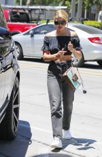 SOFIA RICHIE Out and About in West Hollywood 05/19/2017