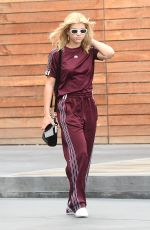 SOFIA RICHIE Out in Beverly Hills 05/09/2017