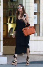 SOFIA VERGARA Out and About in Beverly Hills 05/23/2017