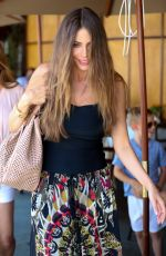 SOFIA VERGARA Out for Lunch in Beverly Hills 05/19/2017